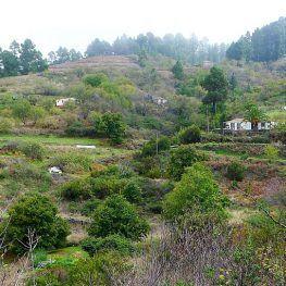 Canarisch huis onbekende La Palma