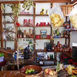 Winkel/bar La Garza in El Tablado