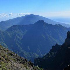 Hoogste top van La Palma