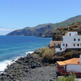 San Andres in het noordoosten van La Palma