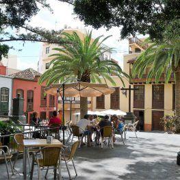 Santa Cruz de La Palma terrassen