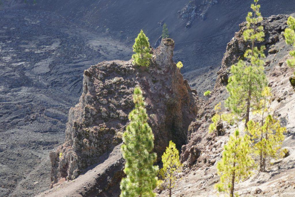 volcan duraznero la palma