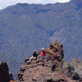 Wandeling top La Palma